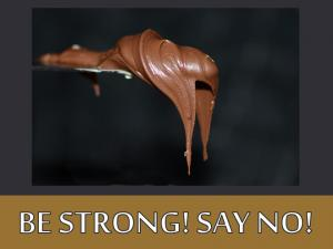 BE STRONG! SAY NO! (20)