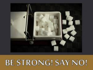 BE STRONG! SAY NO! (24)